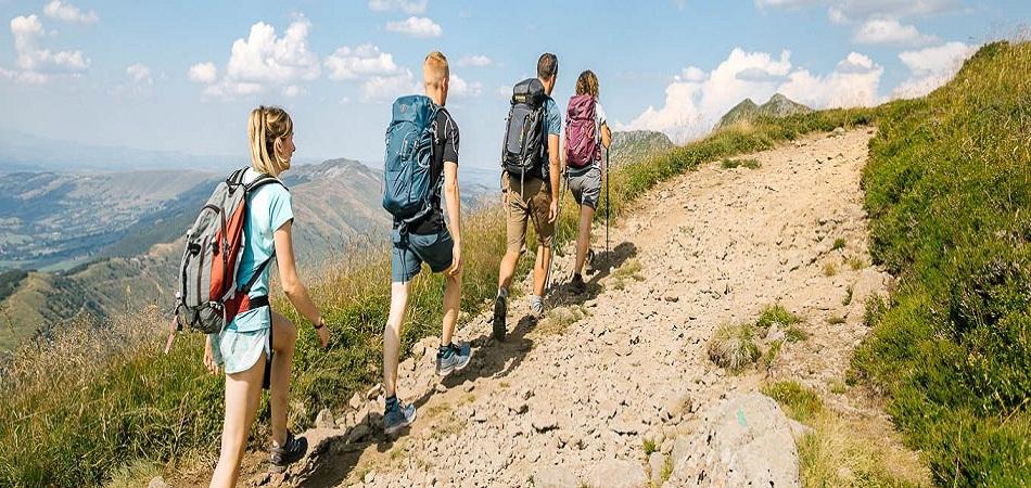 Auvergne : la destination préférée des randonneurs
